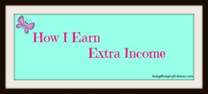 how I earn extra income part 1