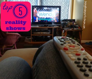 top 5 reality shows of 2014